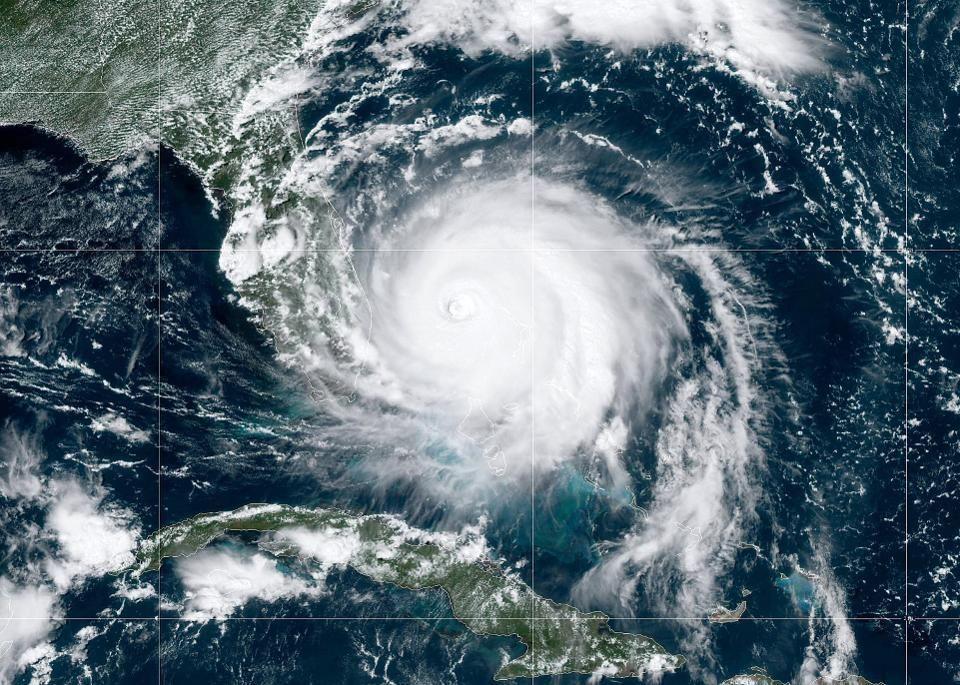 إليكم العلاقة بين ظاهرة إعصار دوريان وتغير المناخ