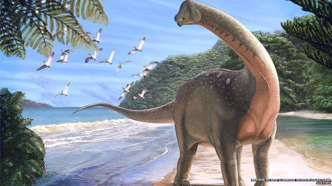 اكتشاف ضخم في مصر يزيح الستار عن تاريخ ديناصورات افريقيا الضائع