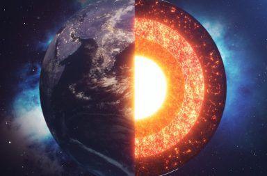 ما هو الوشاح الأرضي الليثوسفير الصخور الحمم البركانية المانتل الوقفة الموهورفيكية المعادن القشرة الأرضية طبقات الأرض البراكين
