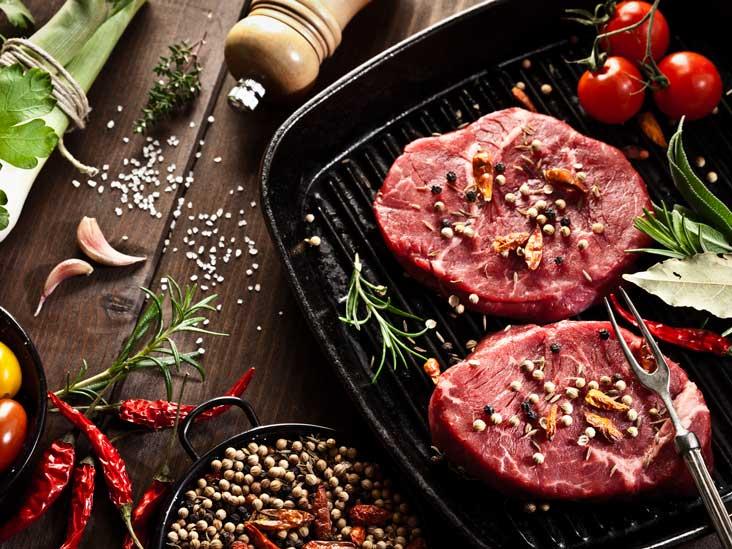 ما الفرق بين البروتين النباتي والحيواني