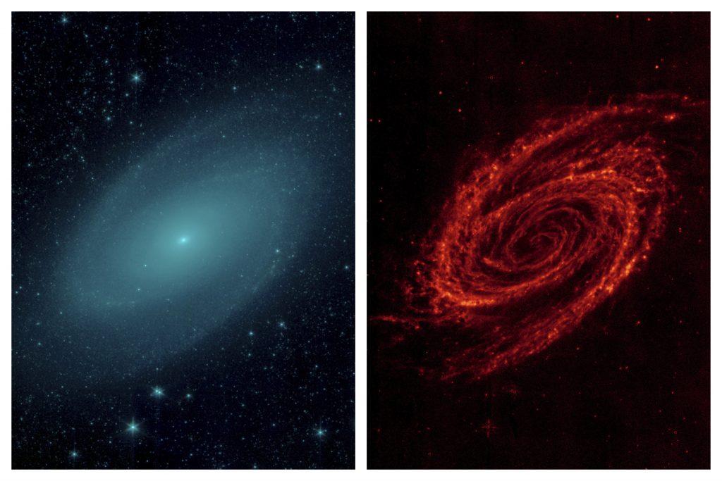 ناسا توقف تليسكوب (عين الأشعة تحت الحمراء) عن العمل