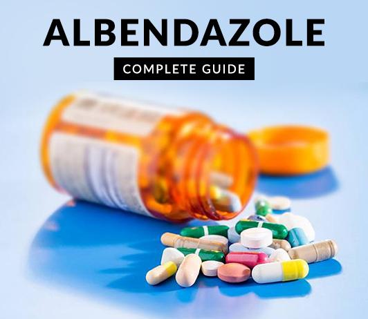 ألبيندازول: الاستخدامات والجرعات والتأثيرات الجانبية والتحذيرات