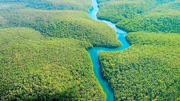 ما هو أطول نهر في العالم أطول أنهار العالم أنا أصدق العلم