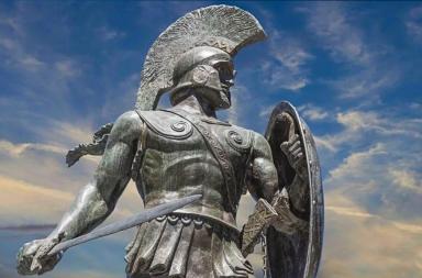 العاصمة القديمة لمقاطعة (لاكونيا) الواقعة في جنوب شرق إقليم (بيلوبونيز) جنوب غرب اليونان - الأوليغاركية الأسبرطية - أسبرطة
