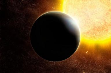 اكتشاف نجم وكوكب يشبهان الشمس والأرض بدرجة لافتة للنظر - وجد علماء الفلك نجمًا يدور حوله كوكب خارجي ربما يصلح للحياة - كوكب خارجي صالح للحياة