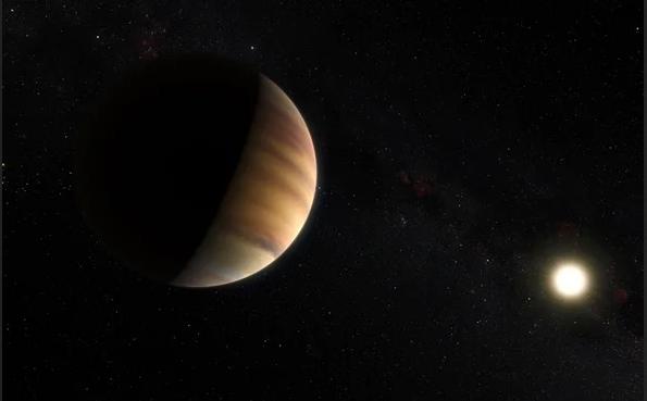 رصد كوكب خارج المجموعة الشمسية من طريق الأمواج الراديوية للمرة الأولى