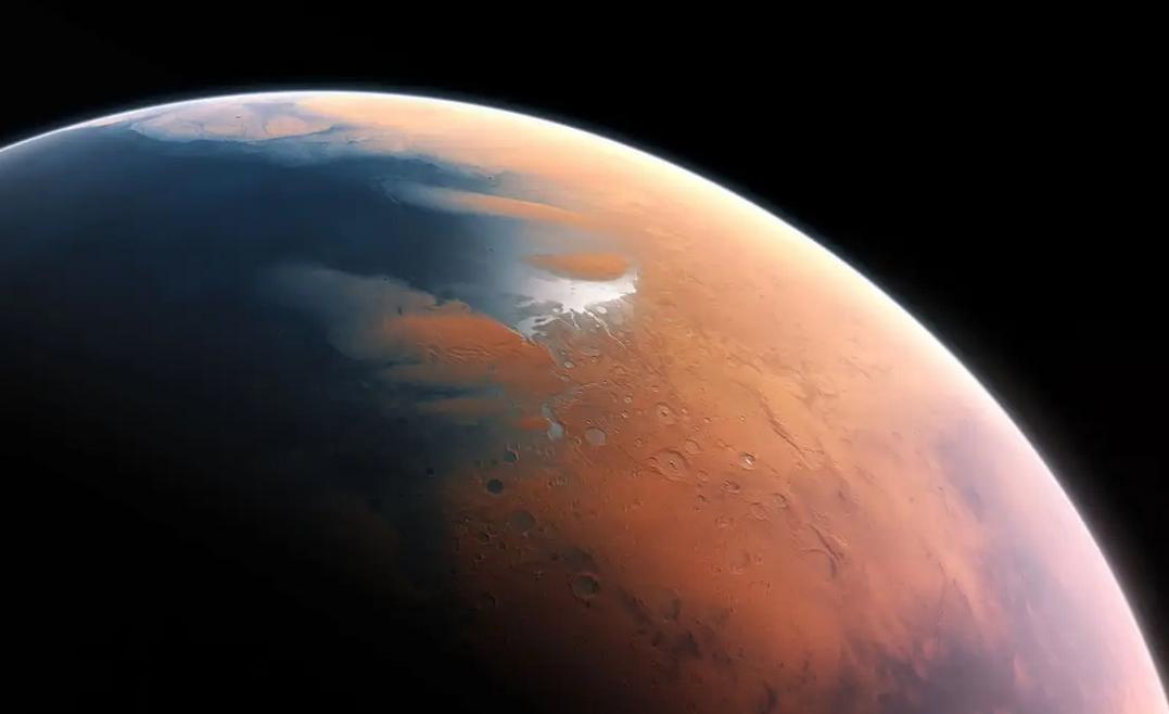 أغرب الصور التي التقطت لكوكب المريخ حتى الآن