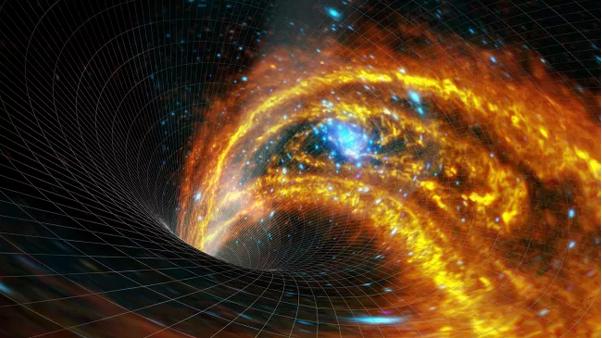 ثماني أفكار حول الثقوب السوداء ستفقدك صوابك - الظواهر الغريبة والمدهشة المتعلقة بالثقوب السوداء - قوانين الكم فيما يخص الثقب الأسةد