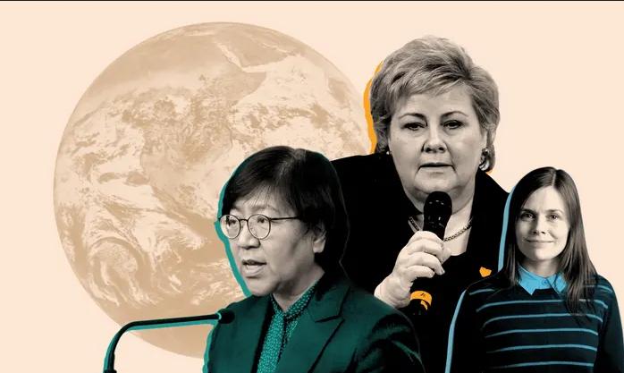 كيف حققت القيادات النسائية نجاحًا في التصدي لجائحة كورونا - الدول ذات القيادات النسائية - كيف تختلف قيادة النساء للدول عن الرجال