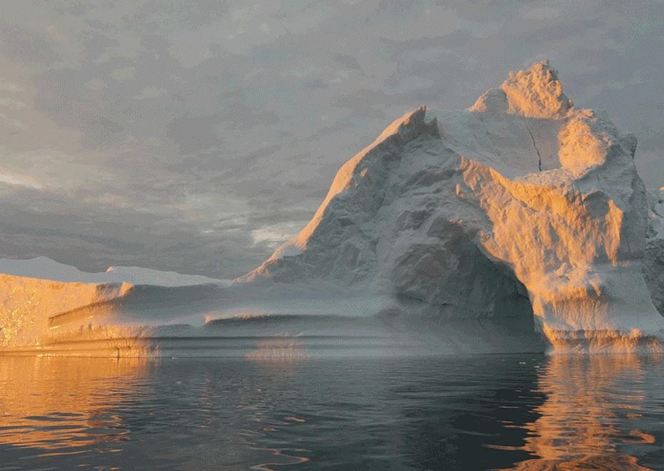 تغير الحالة المناخية للقطب الشمالي - الظروف المناخية - ارتفاع كبير في درجات الحرارة أصاب القطب الشمالي - مناطق خطوط العرض العليا