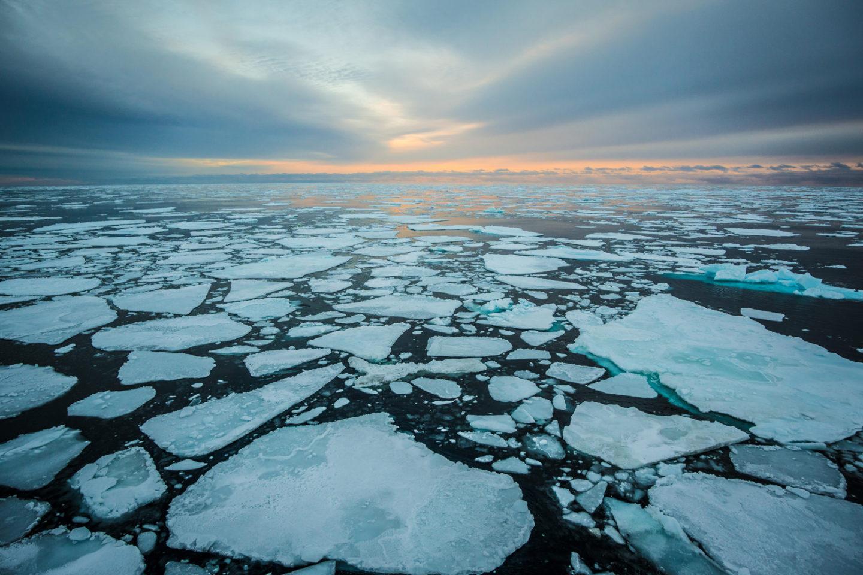 من المحتمل أن يذوب جليد المحيط المتجمد الشمالي في 2035