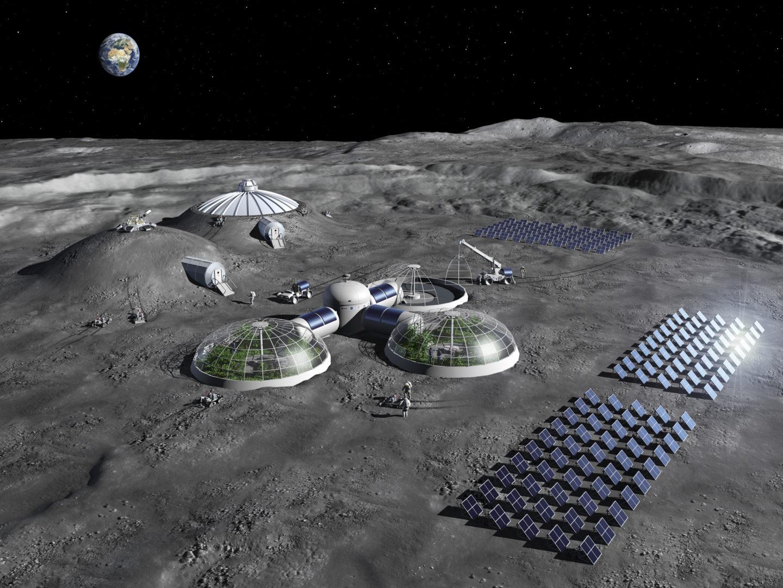 تأسيس قاعدة بشرية على القمر: الأهداف والأسباب