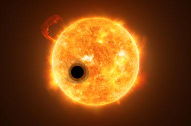 كوكب خارجي منتفخ قد يغير فهمنا لتكون الكواكب - غير أحد الكواكب المرصود في مجرة درب التبانة فهمنا لكيفية تكون الكواكب - الكواكب الخارجية - الكوكب WASP-107b