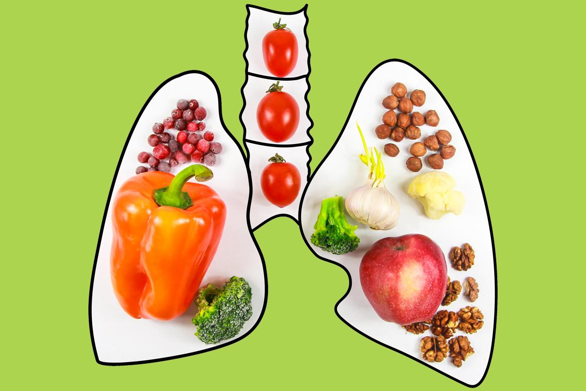 الحمية الغذائية المناسبة لمرضى الربو