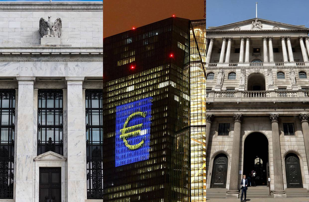 البنوك المركزية الرئيسية - العوامل المحركة لأسواق العملات - مجلس الاحتياطي المركزي - المحافظة على استقرار الأسعار والنظام المالي - أسعار الفائدة