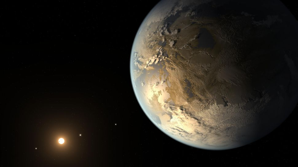 فكرةٌ جامحة لاستخدام الشمس كعدسة للبحث عن الحياة خارج الأرض