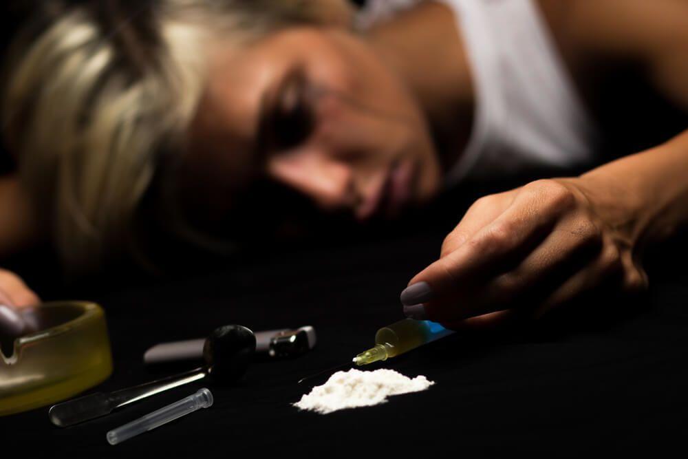 التسمم بجرعة زائدة من الكوكايين
