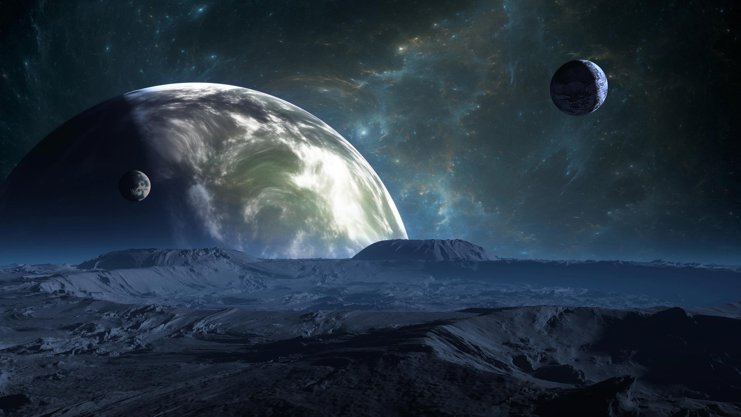 كواكب خارجية أكثر ملاءمة للحياة من الأرض - الكواكب التي يمكن أن تستقبل على سطحها حياة معقدة - كواكب مناسبة للحياة أكثر من أرضنا