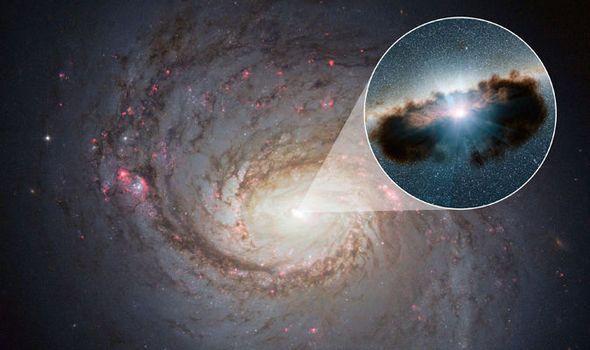 تقاطع أينشتاين: نجم زائف يساعدنا على قياس معدل دوران الثقوب السوداء