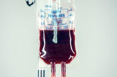 الامراض الوراثية فرط امتصاص الحديد الأصبغة الدموية الجينات المعيبة التبرع بالدم
