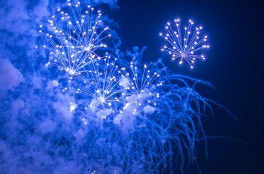 ما سبب ندرة الألعاب النارية ذات اللون الأزرق لماذا لا يمكننا شراء الألعاب النارية زرقاء اللون قلة وجود المفرقات ذات اللون الأزرق
