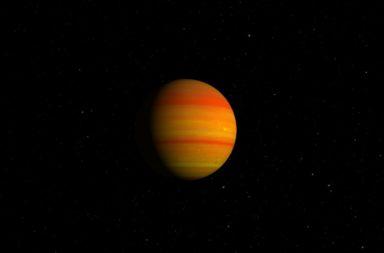 اكتشاف غير مسبوق لغيوم في كوكب خارج مجموعتنا الشمسية - اكتشف العلماء سُحبًا على كوكب غازي عملاق باستخدام بيانات من تلسكوبات عدة