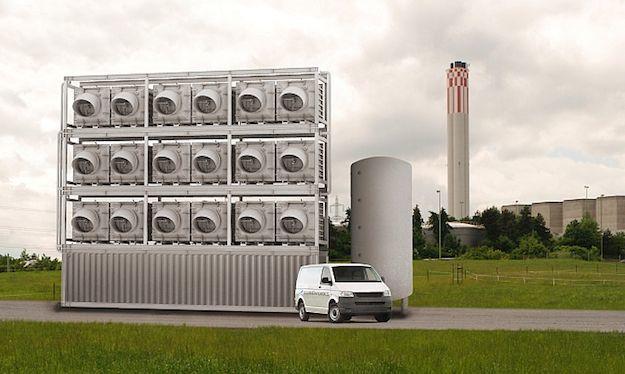 هل وصلنا إلى الحدِّ من انبعاثات الغازات؟ تعرّف على مُنشأةِ التقاط الهواء