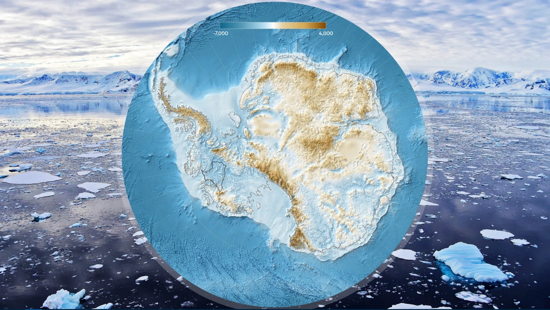 سرعة ذوبان جليد القارة القطبية الجنوبية لا يمكن توقعها
