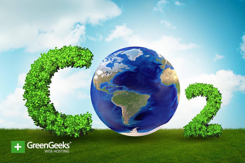 يشكل ثاني أكسيد الكربون 0.04% من الغلاف الجوي للأرض، وهذا سبب تأثيره الكبير