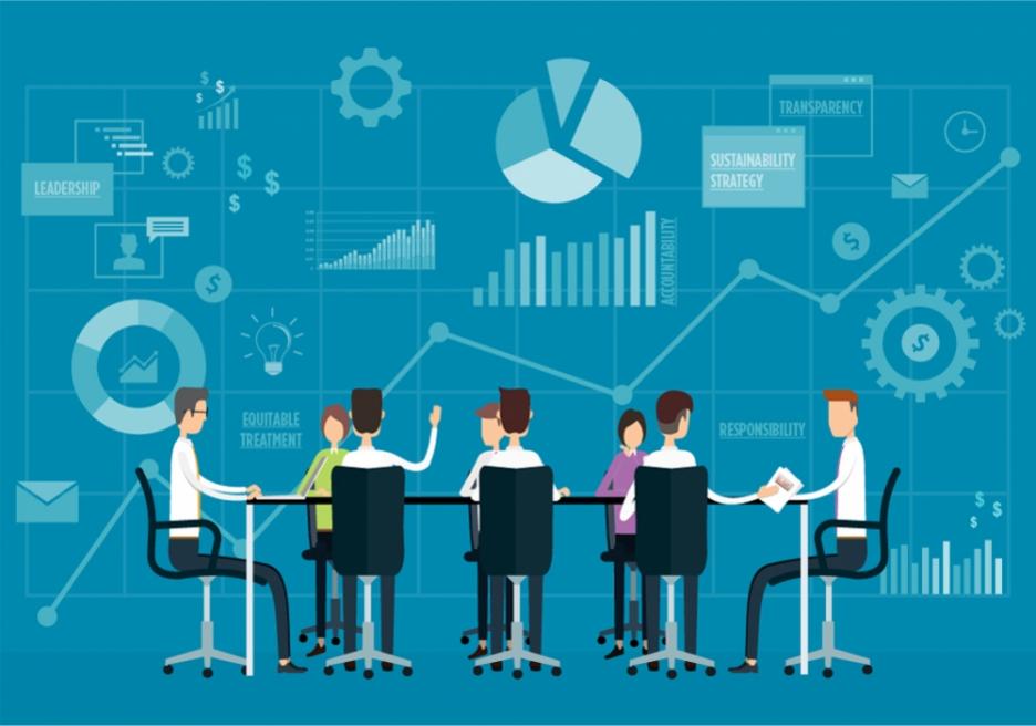 ما حوكمة الشركات - ما هي منظومة القواعد والممارسات والإجراءات التي تحكم عملية إدارة الشركة - تقييم أسهم الشركة - أهداف الشركات