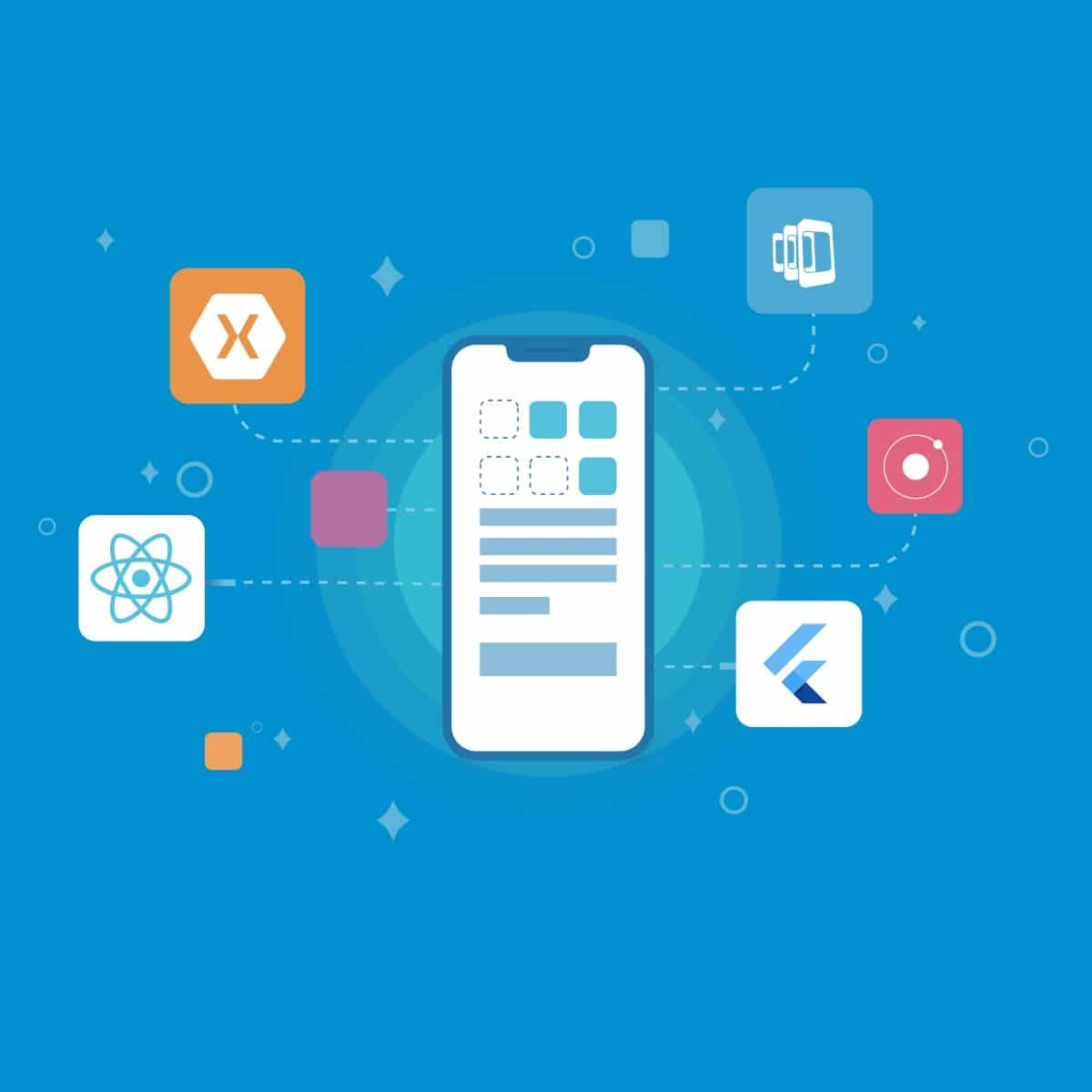ما هو تطوير التطبيقات الذكية متعددة المنصات؟