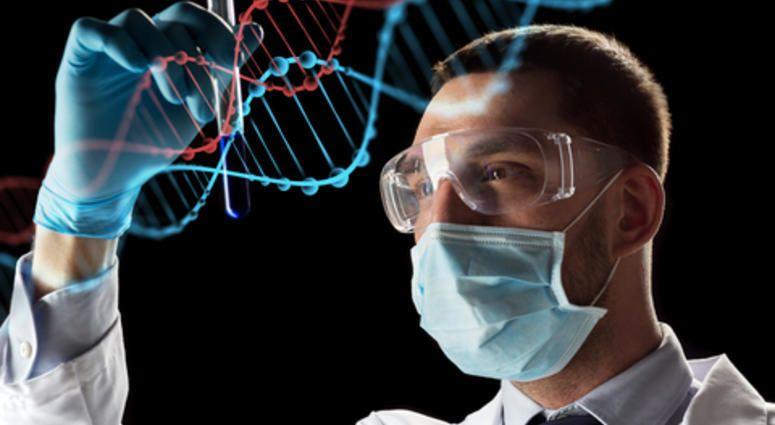 الأبحاث والتكنولوجيا في علم الوراثة