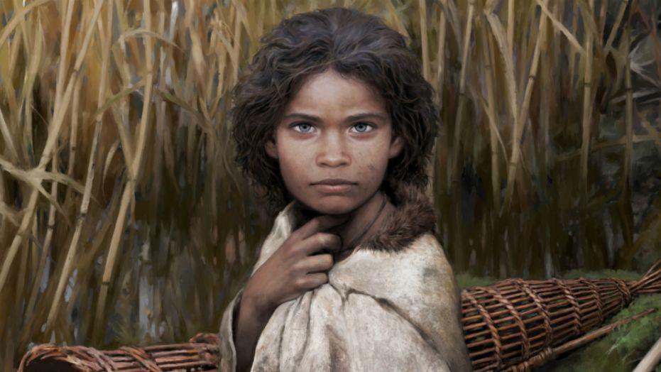 استخلص العلماء الحمض النووي الكامل لامرأة من علكة مضغتها قبل 5700 سنة