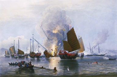 كل ما تود معرفته عن حروب الأفيون - كيف بدأت حروب الأفيون في الصين - سبب حرب الأفيون الأولى - نتائج حرب الأفيون الثانية - تجارة الأفيون