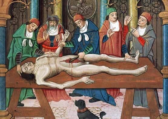 تاريخ الطب: الطب في القرون الوسطى وعصر النهضة