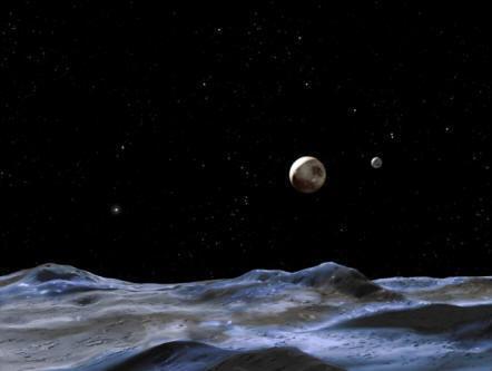 الكواكب القزمة : حقائق و معلومات حول العوالم الصغيرة للانظمة الشمسية