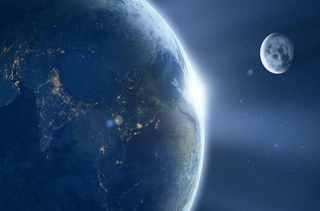 ماذا سيحدث للمد والجزر عندما يبتعد القمر عن الأرض؟