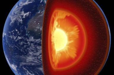 لماذا نواة الأرض حارة جدًا - الحرارة الأولية المختزنة في لب الأرض - التحلل الإشعاعي - البنية الداخلية لكوكب الأرض - طبقة الوشاح