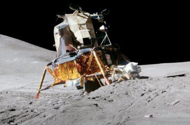 الذكاء الاصطناعي يحسن صور الهبوط التاريخي على القمر - لقطات الهبوط التاريخي على سطح القمر التي سجلتها رحلات أبوللو - ترميم أشهر لقطات أبوللو