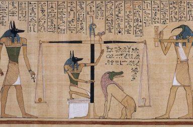 لوح لعبة قديم قد يكون الحلقة المفقودة في كتاب الموتى المصري - قد يمثل لوح لعبة سينيت senet game board تغير معنى اللعبة المصرية القديمة.