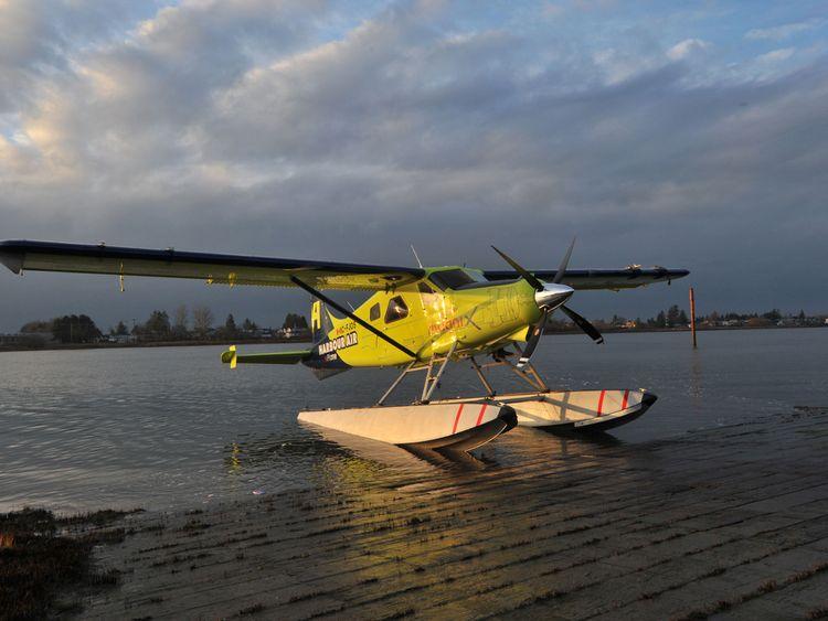 تحليق أول طائرة من نوعها بالعالم تُدار بالكهرباء بالكامل