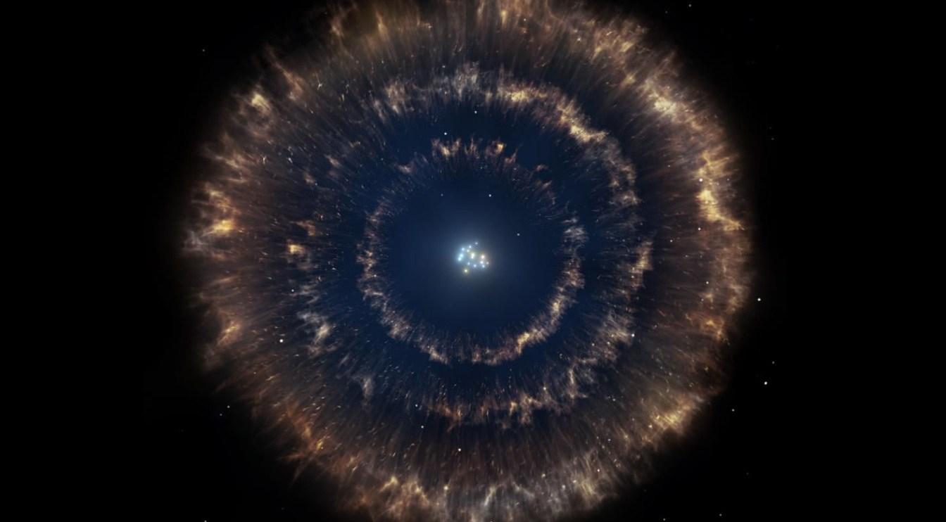 اكتشاف أقوى انفجار نجمي رصدناه على الإطلاق - انفجارات مهيبة قد تسطع عبر مجرات كاملة - رصد أضخم الانفجارات النجمية المعروفة حتى الآن