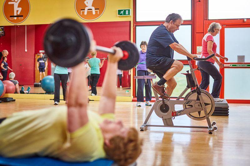 ترتبط تمارين القوى بتحسين صحة القلب أكثر من التمارين الهوائية