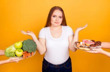 تناول الأطعمة الصحية أهم بكثير من وزنك - خسارة الوزن مع المحافظة على نظام صحي - تناول الأطعمة الصحية قد يقلل المشكلات الصحية المتعلقة بزيادة الوزن