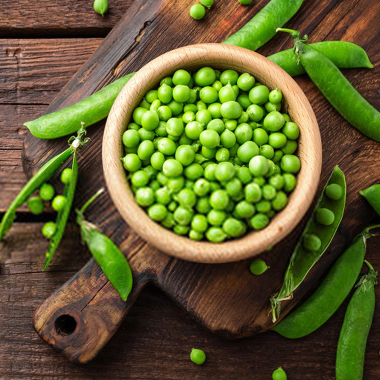 نبات البازلاء: حقائق غذائية