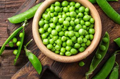 بعض الحقائق والفوائد الصحية للبازلاء الخضراء - ما يمثله كوب من البازلاء من الاحتياج اليومي - الفوائد الصحية التي تقدمها البازلاء الخضراء
