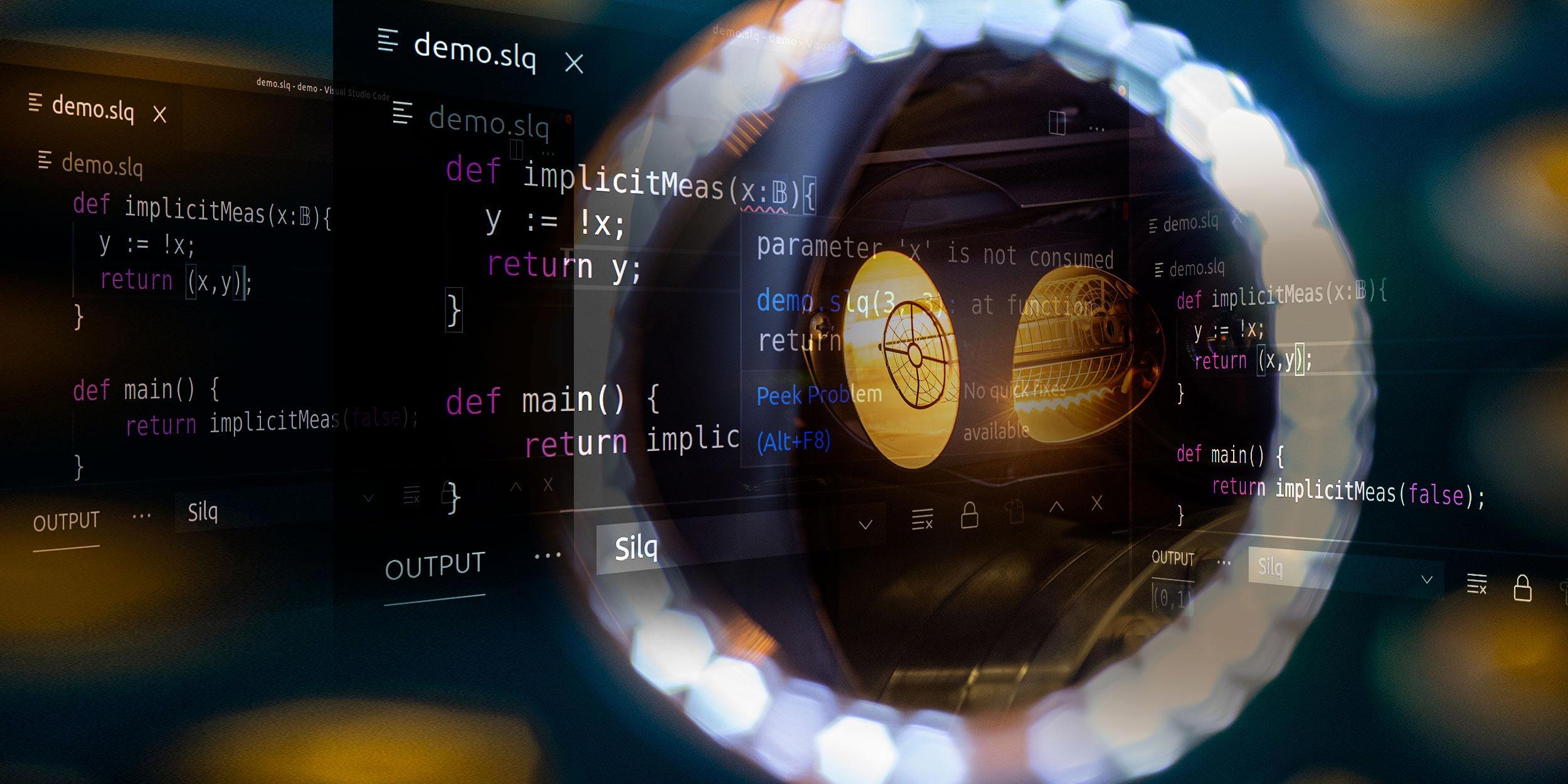 تعرف على أول لغة برمجية بديهية للحواسيب الكمومية - طور علماء الحاسوب أول لغة برمجة كمومية تحل الحسابات المعقدة بذكاء وبساطة وأمان - لغة البرمجة الكمومية