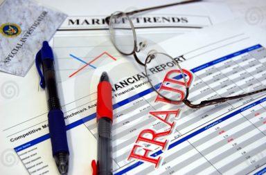 ما هو الاحتيال المحاسبي - التلاعب المتعمد من قبل موظف أو محاسب أو الشركة كليا بالقوائم المالية - تحريف قيم الأصول والديون