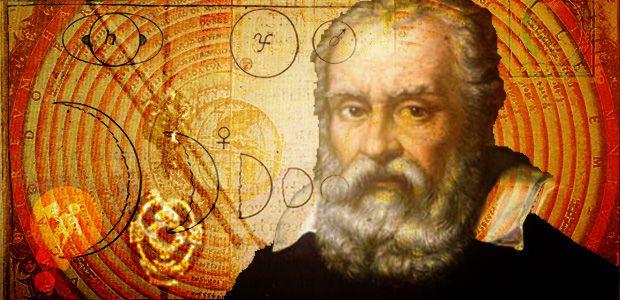 السيرة الذاتية ل جاليليو جاليلي 1564-1642