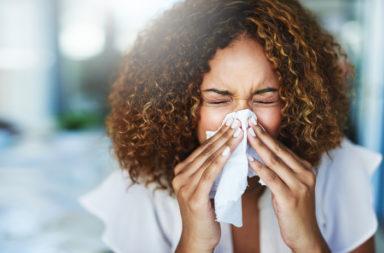 يمكن أن تصاب بالإنفلونزا وكوفيد-19 معًا: إليك ما يجب معرفته - احتمالية إصابة الشخص بالإنفلونزا وكوفيد-19 في الوقت عينه - الإنفلونزا وكوفيد-19